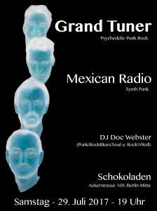 Grand Tuner 29-7-2017 Schokoladen